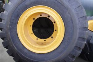 Wholesale industrial wheel rims: OTR Tire Assembly Off-the-road Steel Wheel Rim for Mobile Crane