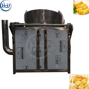 Wholesale automatic fryer: SUS304 Automatic Food Processing Machines French Fries Electric Donut Fryer 380V
