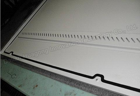 Gasket Sealing Machine for Sheet Metal
