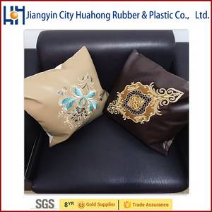 Wholesale leather for sofa: PVC Faux Leather for Sofa Head Cover