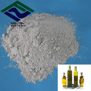 Wholesale wax white granular: Industrial Grade Bleaching Earth Chemical Use for Palm Oil