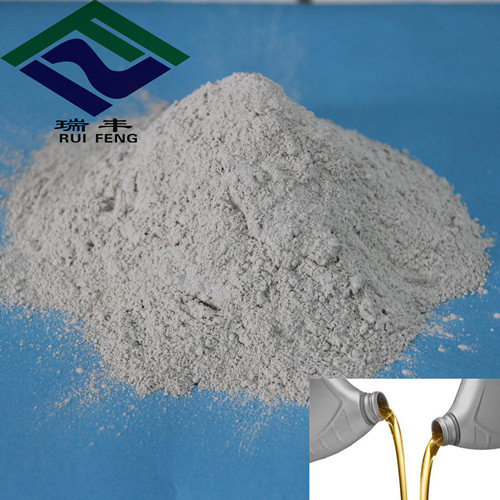 Chemicals Bentonite Clay Price for Machine Oil and Lubricating Oil