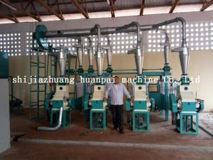 Wholesale gluten free noodle supplier: 10-200TPD Maize Milling Machines for Sale in Uganda Prices Maize Processing Machine Flour Milling Ma