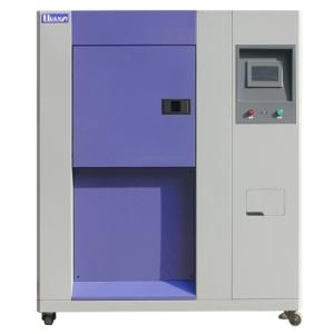 Wholesale refrigerator tempered glass door: -70 To 150 Temperature 3 Zone Programmable Environmental Thermal Shock Test Chamber Testing Medicine