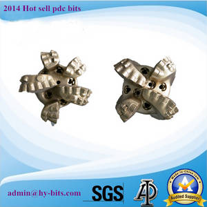 Wholesale matrix body pdc bit: Drill Bit/ Matrix Body Pdc Drill Bits with 5 Blades