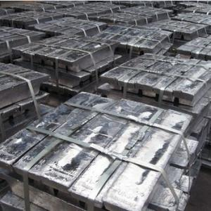 Wholesale aluminum ingot a7: Aluminum Ingots 99.7 A7 A8 Factory Direct Sales