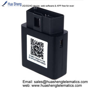 Wholesale dongle: GPS Tracking Devices, GPS Dongle, 2G, 3G, 4G, Mileage Accuracy > 99%, Software & APP Free