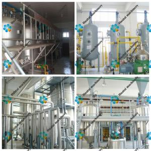 Wholesale electrolyte tanks: Cottonseed Vegetable Oil Refinery Equipment