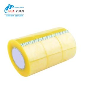 Wholesale decor printed paper: High Quality High Adhesion OPP Packing Tape with Water Based Acrylic Adhesive