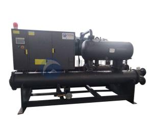 Wholesale compressor shell: Semi Closed Screw Chiller