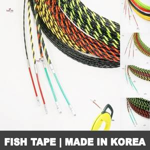 Wholesale Cables: Non-Conductive Fish Tape Made in Korea