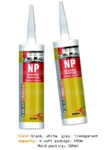 Wholesale silicone adhesive: HP-NP Neutral Silicone Weather-proof Adhesive