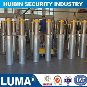 Wholesale automatic systems turnstiles: Automatic Bollard for Parking Lot