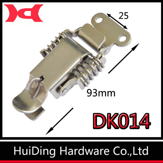 Huiding DK014 Stainless Steel Spring Toggle Latch Catch Hasp Box Lock Latches