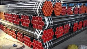 Wholesale seamless steel pipe: API 5L Gr.B Seamless Carbon Steel Pipe