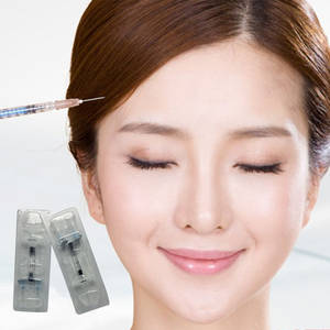 Wholesale syringes: 2ml  Hyaluronic Acid  Syringe Injection for Large Folds