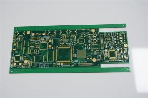 Wholesale au: High Quality Ni/Pd/Au Rigid PCB Manufacturers 0.5% Warp and Twist for Industrial Control Motherboard