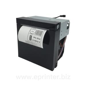 Wholesale auto key: MS-FPT302 80mm Panel Mount Thermal Printer with Auto Cutter and Key Locking