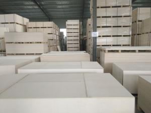 Wholesale cloth sound: MgO Fireproof Board Magnesium Oxide Board