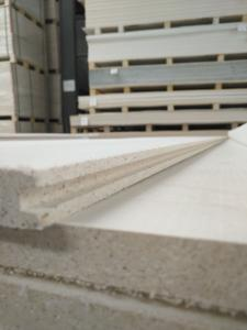 Wholesale light modifier: Heat Insulation MgO Board for Exterior Walls
