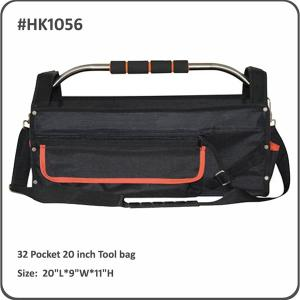Wholesale carrier bags: Pro Open Tote Bag Tool Carrier Tool Bags