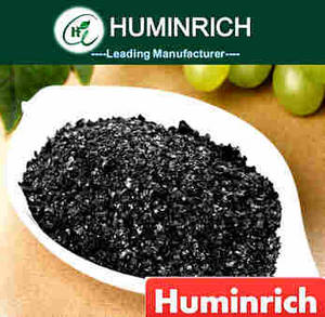 Wholesale humate: Huminrich Quick Release Prevents Disease and Heat Stress Potassium Humate Plant Root Growth Promoter