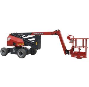 Wholesale battery powered lifts: Articulating Boom Lift GTZZ16EJ