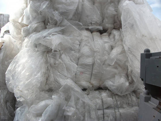 Sell LDPE film scrap 98/2 in Bales