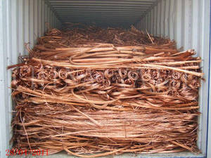 Wholesale Copper Scrap: Copper Wire Scrap (Millberry) 99.99%