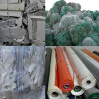 Nylon 66-PA66 Airbags Scrap, PVC Coated Tarpaulin Scrap, PA Nylon Fishnet Scrap, ABS Computer Scrap