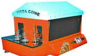 Wholesale electric oven: Pizza Cone Conveyor Oven Electric 16 Cone / Cycle
