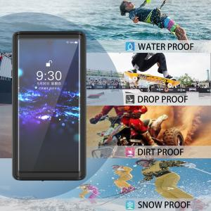Wholesale mobiles: 360 Degree Protection Shockproof Waterproof IP68 Mobile Phone Case Cover for Note 20 20 Plus