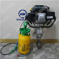 Backpack Core Drill Sample Drilling Rig Small Borehole Drilling Machine