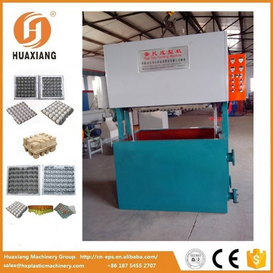 Energy Saving Plastic Egg Tray Making Machine with CE