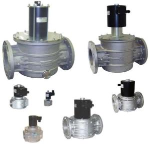 Wholesale Valves: Fast Opening Solenoid Valve P.Max 200~360mBar