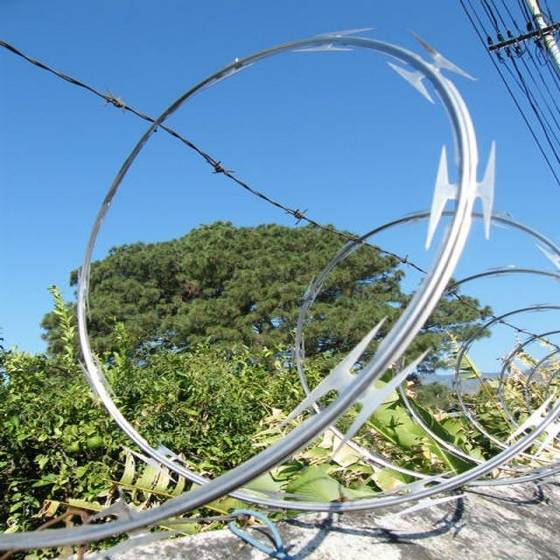 Sell Razor Barbed Wire (ISO9001 and CE Approved)