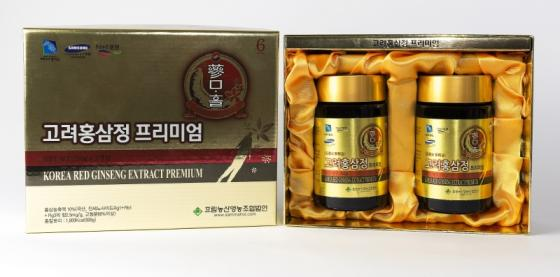 Sell : Korean Red Ginseng Extract Premium