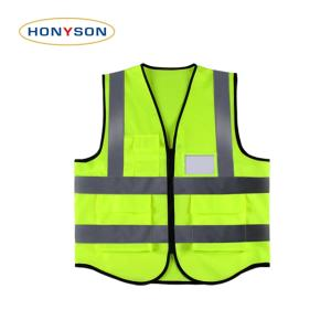 Wholesale Workplace Safety Supplies: Reflective Vest