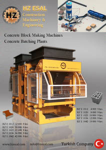 Wholesale Brick Making Machinery: Concrete Block Making Machine