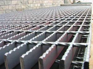 Wholesale grating: galvanized welded steel grating