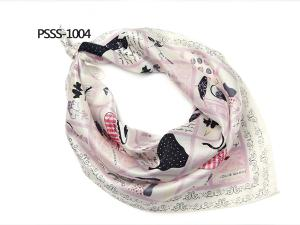 Wholesale scarf: Silk Scarf