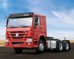 Wholesale Tractor Truck: Sinotruk Howo Tractor / Horse