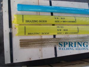 Wholesale non propelled: Brass Welding Wire