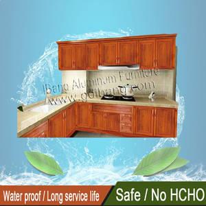 Wholesale Kitchen Furniture: 2017 Kitchen Cabinet Small Hanging Cabinet Waterproof Hanging Cabinet Affordable Cupboard