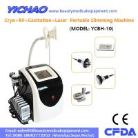 Portable Weight Loss Cavitation RF Lipo Laser Fast Beauty Slimming Machine for Body(YCBH-10)