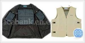 Wholesale korean marketing research: Cooling Vest(Beige)