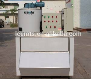 Wholesale butcher: ICEMTS Ice System Flake Ice Machine 500KG Daily Output