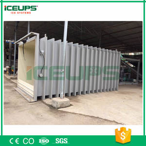 Wholesale gas powered hydraulic pump: 5000KG Vacuum Precooling Machine for Vegetable