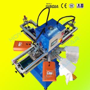 Wholesale screen printing machine: 3 Color Screen Printing Machine for T Shirt and Non Woven Bag