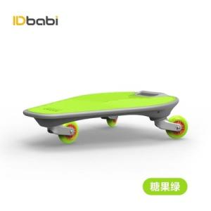 Wholesale sports equipment: Wiggleboard-Green.Balance Exercise Equipment.New Ripstik.Sports Toys.Three Wheels Balance Board